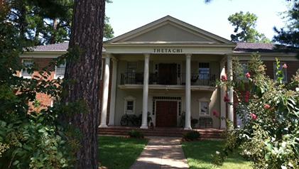 Theta Chi Fraternity at Alabama : History
