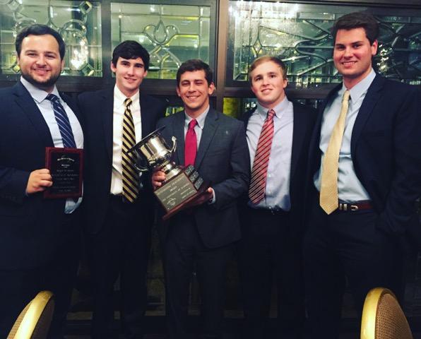 Theta Chi Fraternity at Alabama : News